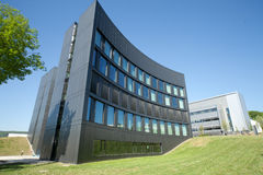 Educational Building Research Center Royalty Free Stock Photos