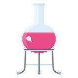 Educational chemical laboratory Royalty Free Stock Photography