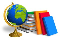Educational concept Royalty Free Stock Image