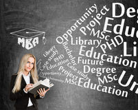 Educational concept Stock Image
