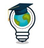 educational elements isolated icon design Stock Photography