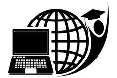 Educational logo Stock Photography