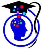 Educational logo Stock Image