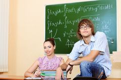 Educational theme Stock Images
