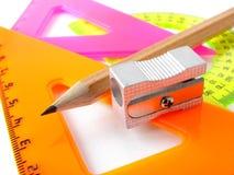 Educational tools set Stock Photo