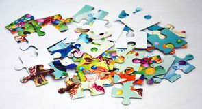 Educational toy for children  puzzles