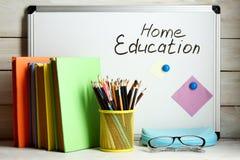 Educktion domestico Fotografia Stock