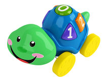 Eductational toy turtle Stock Photography