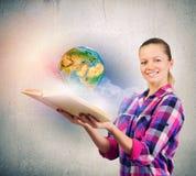 Edukaci przewaga Fotografia Stock