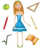edukacja ilustracja wektor