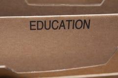 edukacja Obrazy Stock