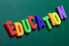 edukacja Fotografia Royalty Free