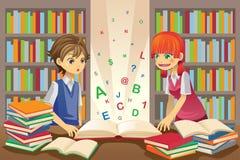 edukacja dzieciaki Obrazy Stock