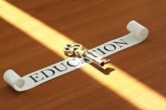 edukacja klucz zdjęcia royalty free