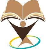 Edukacja logo Obraz Stock