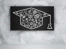 Edukacja symbol Zdjęcia Stock