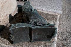 Edukacjusz, Dwarf Wrocław Royalty Free Stock Photo