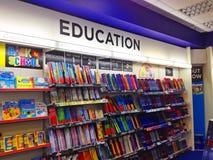 Edukacyjny wyposażenie dla sprzedaży Obraz Stock