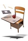 Eduque a flutuação da mesa Imagem de Stock