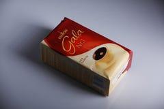 Eduscho Gala Nr 1, pak van koffie stock afbeelding