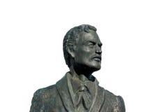 Edvard Chrupie rzeźbę, Norwegia obraz royalty free