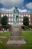 Edvard Grieg-gedenkteken in Bergen Stock Fotografie