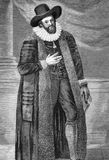 Edward Alleyn Stock Photography