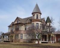 Edward Baker House Stock Photos