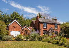Edward Elgars birthplace in Lower Broadheath Worcestershire. The Elgar Birthplace Museum in Lower Broadheath, Worcestershire, England is a museum dedicated to Stock Image