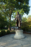 Edward Everett Hale Statue Stock Foto