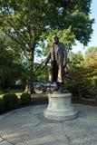 Edward Everett Hale Statue Arkivfoto