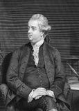 Edward Gibbon Photos libres de droits
