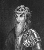 Edward III Royalty Free Stock Images