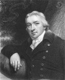Edward Jenner stockbilder