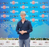 Edward Norton al Giffoni Film Festival 2011 stockfotos