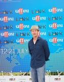 Edward Norton al Giffoni Film Festival 2011 Stockfotos