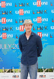 Edward Norton al Giffoni Film Festival 2011 Lizenzfreies Stockfoto