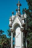 Edward Phdelford Cemetery Statuary Statue Bonaventure Cemetery Savannah Georgia fotografía de archivo