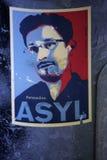 Edward Snowden Stockfoto