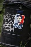 Edward Snowden Στοκ φωτογραφία με δικαίωμα ελεύθερης χρήσης