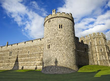 Edward Third Tower Windsor Castle in England Royalty Free Stock Image