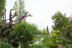 Edward VII Park, Lisbon (Lisboa), Portugal Stock Images