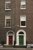 Edwardian Dublin photographie stock libre de droits