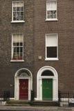 Edwardian Dublino Fotografia Stock Libera da Diritti