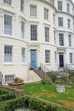 Edwardian homes Stock Image