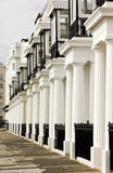 Edwardian Houses Royalty Free Stock Image