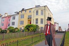 Edwardian society Royalty Free Stock Photography