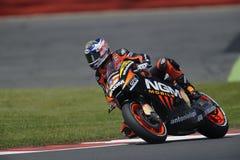 Edwards de Colin, gp 2012 do moto Fotografia de Stock