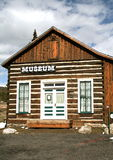 Edwin Carter Museum. The Edwin Carter museum is a beautiful little museum in a log building in Breckenridge Colorado where Edwin Carter practiced taxidermy. The Royalty Free Stock Images