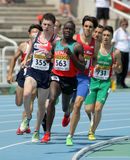 Edwin Kiplagat Melly of Kenya Stock Photos
